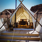 Moab Under Canvas - Luxury Glamping!