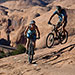 Rim Tours: Moab's Original Mountain Bike Outfitter - All-Inclusive Guided Tours & Bikes. Half, Full-Day or Multi-Day: Slickrock Trail, Porcupine Rim, Whole Enchilada, Courthouse Loop, White Rim, Maze, Needles, Kokopelli Trail.