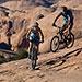 Rim Tours: Moab's Original Mountain Bike Outfitter - All-Inclusive Guided Tours & Bikes. Half, Full-Day or Multi-Day: Slickrock Trail, Porcupine Rim, Whole Enchilada, Courthouse Loop, White Rim, Maze, Needles, Kokopelli Trail.