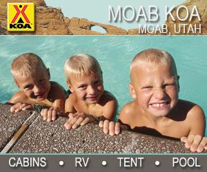 Moab KOA - Campground.
