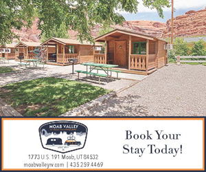 Moab Valley RV Resort : RV.