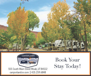 Canyonlands RV Resort & Campground : RV.