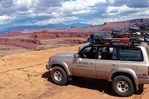 Navtec Expeditions :: Official concessionaires of Canyonlands and Arches National Parks invites you to share our experience and knowledge of the backcountry on a guided 4X4 tour.
