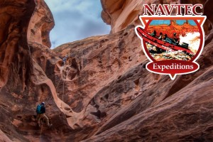 Navtec Expeditions :: Offers 5 Guided Canyoneering trips from 1/2-Day introduction tours to remote world class canyons.