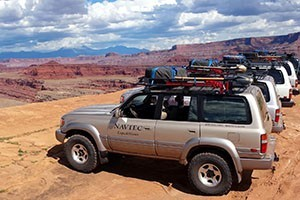Navtec Expeditions :: Multi-Day family vacations to Arches and Canyonlands National Park with 4x4, Rafting, Hiking & Canyoneering options.