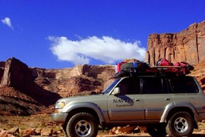 Navtec Expeditions :: 1/2-Day to Multi-Day guided trips around Moab, Arches and Canyonlands National Park with 4x4, Rafting, Hiking & Canyoneering options.