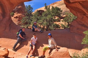 National Park HIKING TOURS | Timberline Adventures : Fully supported cycling tours in and around the National Parks.  Hiking tours in Arches and Canyonlands also offered. Committed to adventure over 35 years - we know adventure!