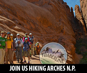 National Park CYCLING TOURS | Timberline Adventure : Fully supported cycling tours in and around the National Parks.  Hiking tours in Arches and Canyonlands also offered. Committed to adventure over 35 years - we know adventure!