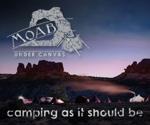 Moab Under Canvas - Camping As it Should Be! : Luxury camping on 40 acres 7 miles north of Moab, & moments from Arches and Canyonlands National Park. Luxury tents, bathrooms, & gourmet dining! Taking reservations for 2013.