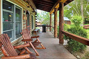 Cabins at Pack Creek Ranch