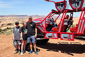 Epic 4X4 Adventures - Exhilarating Mega Buggy Ride