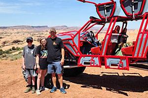 Epic 4X4 Adventures - kids love our Mega Buggy