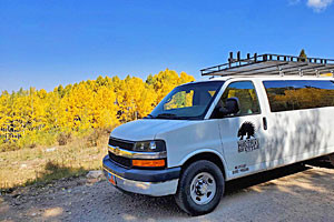 Porcupine Shuttles - Getting you to & from Nature