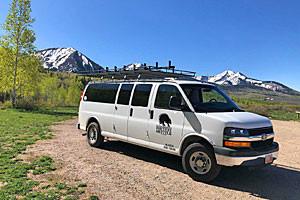 Porcupine Shuttles - For Biking All Around Moab