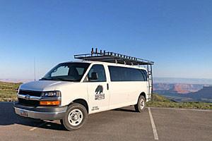 Airport, Bikes and Custom Shuttles around Moab