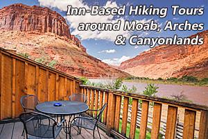 Wildland Trekking - 4 & 5 Day Hiking Tours