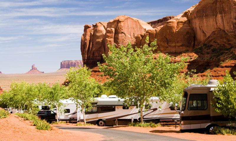 Monument Valley Camping Campground Info Alltrips