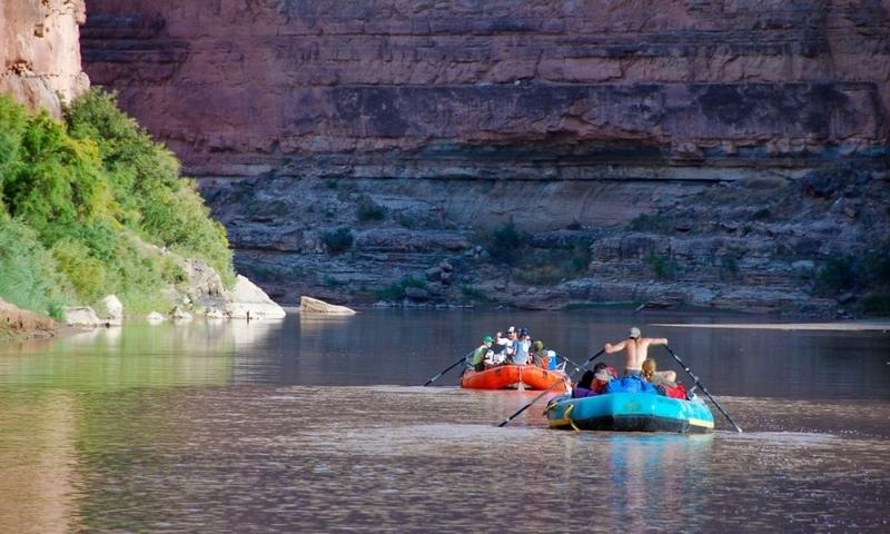 Moab Utah Rafting