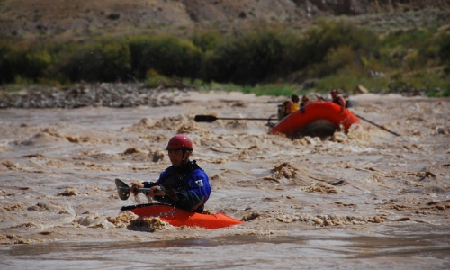 Cataract Canyon Utah Rafting