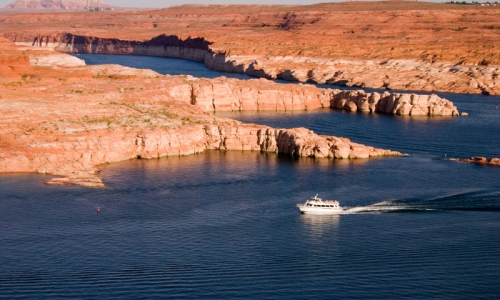 Lake Powell Boating