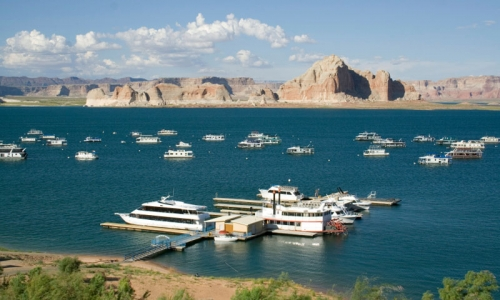 Lake Powell Marina