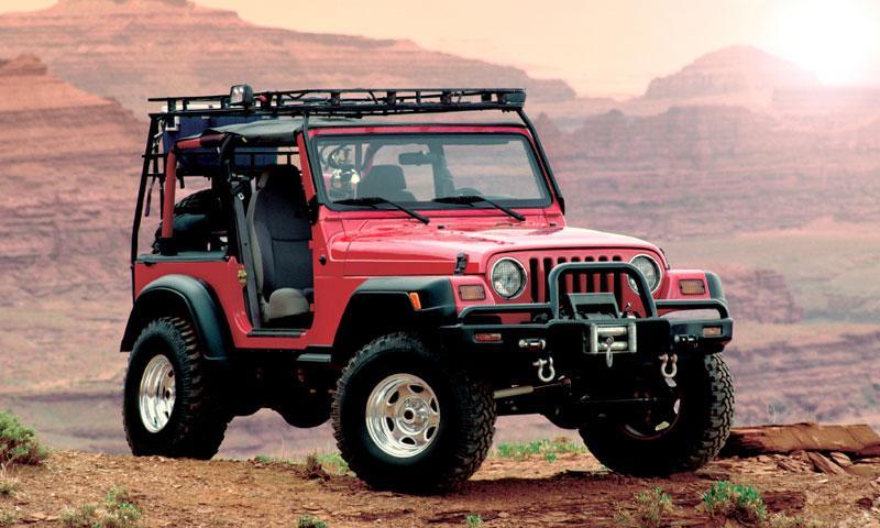 Moab Utah Jeep Trails