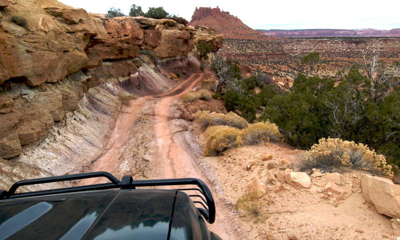 Canyonlands National Park Offroad Trail