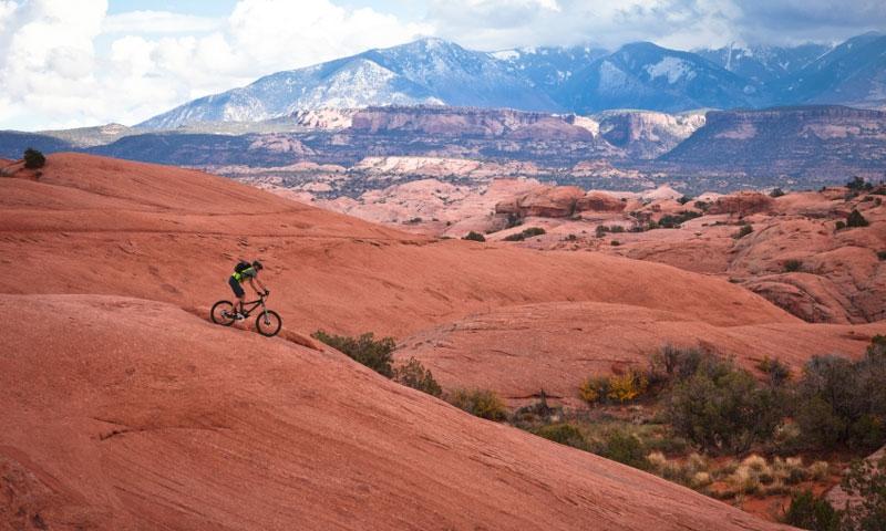Slickrock Trail Moab Utah