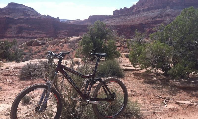 Moab Trails