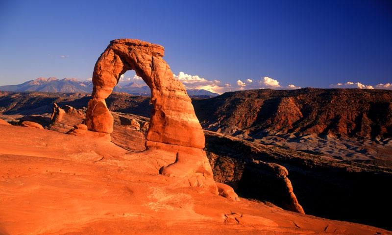 Arches National Park Moab Utah