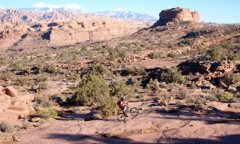 Amasa Back Trail