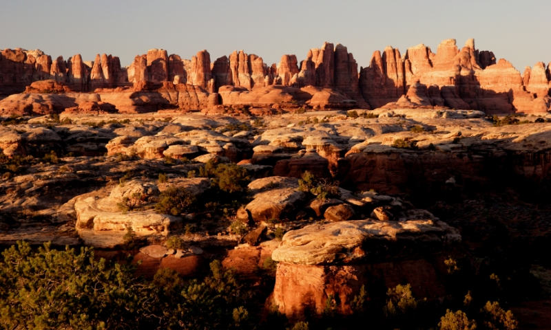 The Needles District in Canyonlands National Park