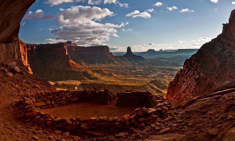 Moab Utah Cliff Dwellings Alltrips