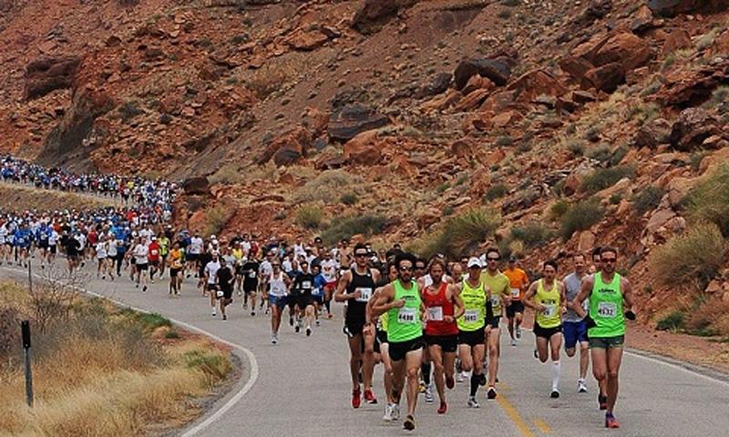 Moab Half Marathon
