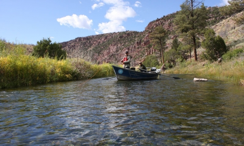 Moab Utah Fly Fishing Guides