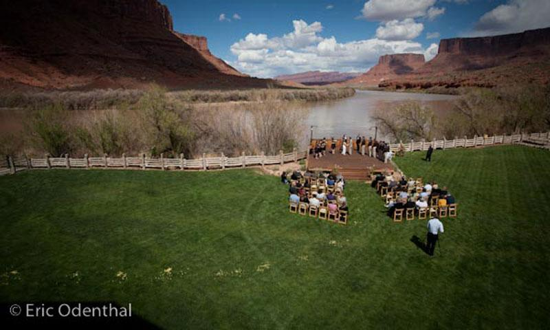 A Wedding in Moab Utah