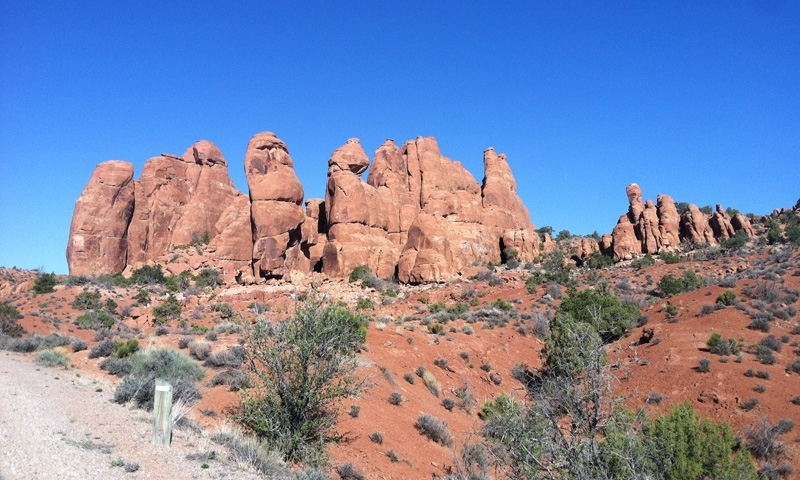 Arches Geology